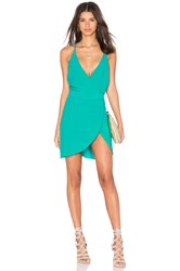 Lovers Friends Saturn Mini Dress Green