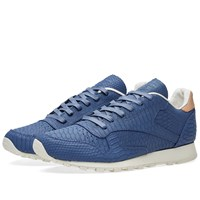 Reebok Classic Leather Clean Lux Blue