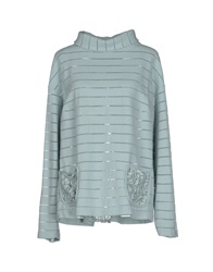 Class Roberto Cavalli Turtlenecks Sky Blue