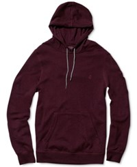 Element Men's Classic Cornell Hoodie Napa Red