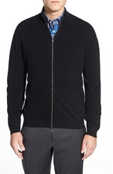 Men's Malo Cashmere Zip Sweater