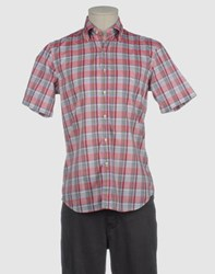 Xacus Shirts Short Sleeve Shirts Men