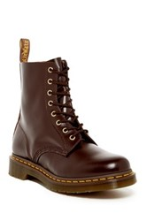 Dr. Martens Pascal Short Lace Up Boot Unisex Brown