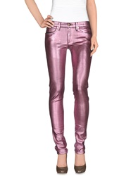 Juicy Couture Casual Pants Pink