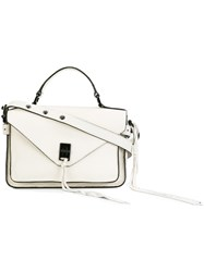 Rebecca Minkoff 'Small Darren' Crossbody Bag White