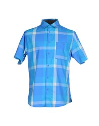 Helly Hansen Shirts Shirts Men Azure