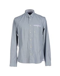 Duck And Cover Shirts Shirts Men Grey