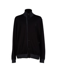 Paul And Shark Cardigans Black