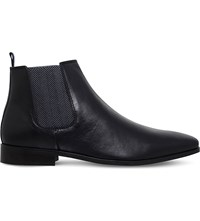 Kg By Kurt Geiger Black Baxter Chelsea Boot