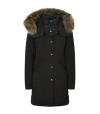 Parajumpers Long Angie Parka Female Black
