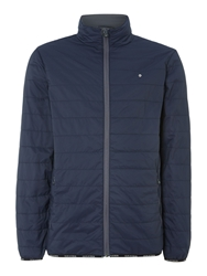 Oscar Jacobson Mulligan Jacket Navy