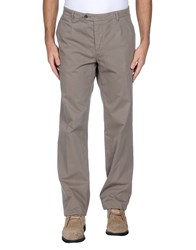 Paoloni Trousers Casual Trousers Men Grey