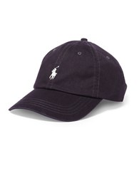 Polo Ralph Lauren Classic Chino Cotton Sports Cap Purple