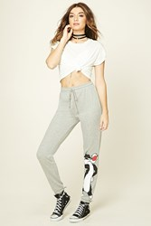 Forever 21 Sylvester The Cat Sweatpants