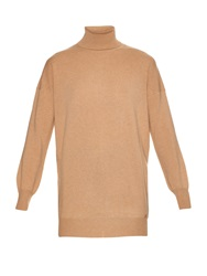 Gucci Roll Neck Cashmere Knit Sweater