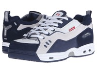 Globe Ct Iv Classic White Blue Men's Skate Shoes