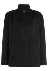 Steffen Schraut The Easy New Jacket With Wool Black