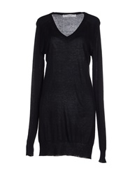 Katharine Hamnett London Short Dresses Black