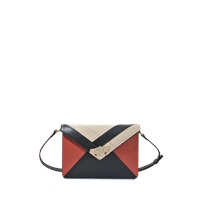 Corto Moltedo Tiffany Colorblock Clutch