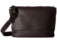 Ecco Denio Sd Messenger Mocca Messenger Bags Brown