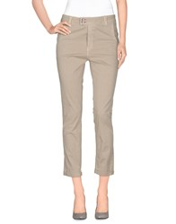 Jcolor Trousers Casual Trousers Women Beige