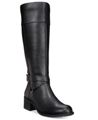 Styleandco. Style Co. Vedaa Boots Only At Macy's Women's Shoes Black