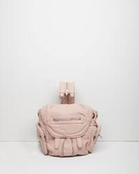 Alexander Wang Mini Marti Backpack Pale Pink