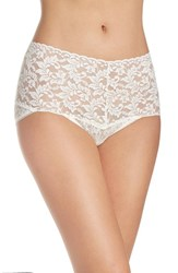 Hanky Panky Women's 'Retro Vikini' Briefs Marshmallow