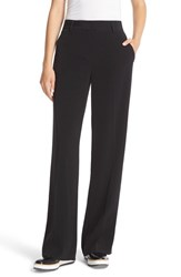Dkny Women's Crepe Wide Leg Pants