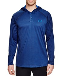 Under Armour Tech Pullover Hoodie Stealth Grey