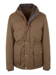 Racing Green Mallory Parka Olive
