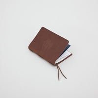 Slowdownjoe The Superior Labor Leather Note Book Brown