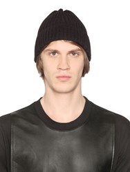 D By D Techno Ribbed Knit Beanie