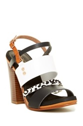 Groove Ashley Nina Sandal Black