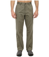 Mountain Khakis Teton Twill Pant Olive Men's Casual Pants