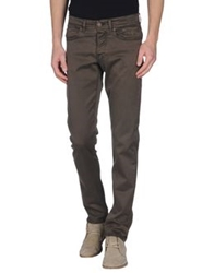 Siviglia Casual Pants Dark Brown