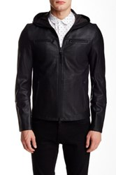 Mackage Van Leather Jacket Black