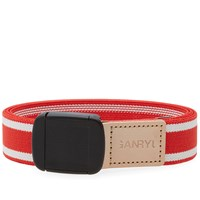 Ganryu Elastic Belt Red