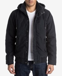 Quiksilver Men's Everyday Brooks Jacket Black