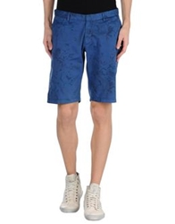 David Mayer Naman Bermudas Blue