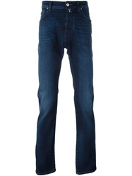 Jacob Cohen Regular Length Jeans Blue