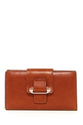 Kooba Tab Wallet Brown