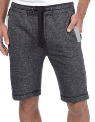 2Xist Terry Shorts Black