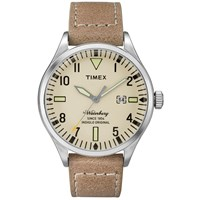 Timex Waterbury Watch Brown
