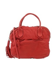 Caterina Lucchi Handbags Red