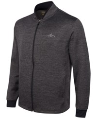 Greg Norman For Tasso Elba Men's Big And Tall Hydrotech Jacket Only At Macy's Charcoal Heather