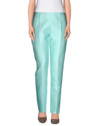 Antonio Berardi Trousers Casual Trousers Women Turquoise