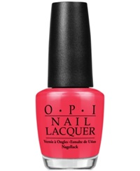 Opi Nail Lacquer Red My Fortune Cookie