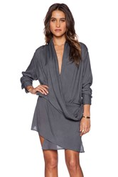 Nicholas K Kiowa Dress Gray