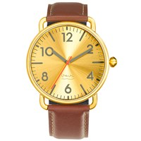 Projects Watches Unisex Witherspoon Watch Brass